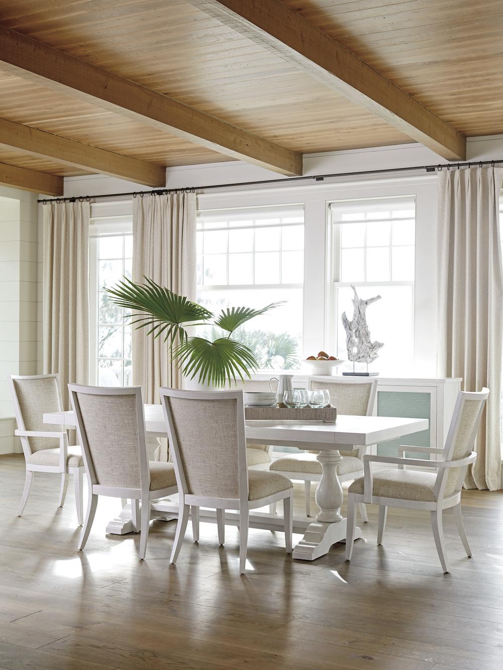 Lexington - Sea Winds Upholstered Arm Chair