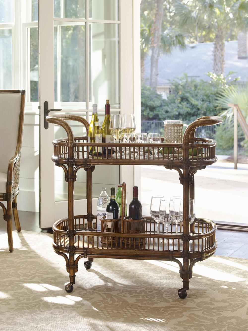 Lexington - Veranda Bar Cart