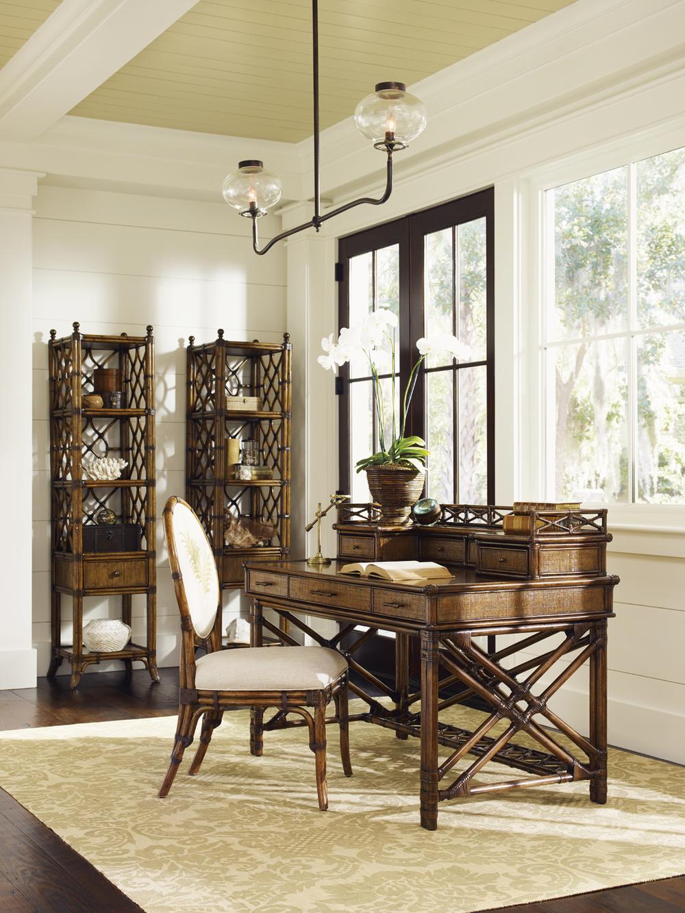 Lexington - Gulfstream Oval Back Side Chair