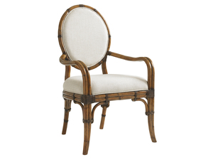 Thumbnail of Lexington - Gulfstream Oval Back Arm Chair