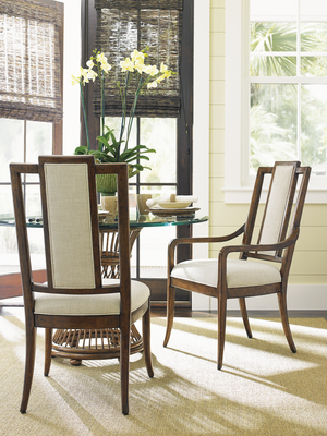 Thumbnail of LEXINGTON HOME BRANDS - St. Barts Splat Back Side Chair