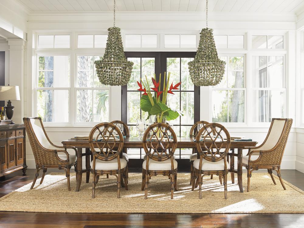 Lexington - Cedar Key Oval Back Side Chair