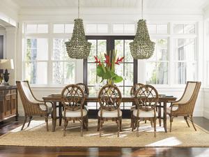 Thumbnail of Lexington - Cedar Key Oval Back Side Chair