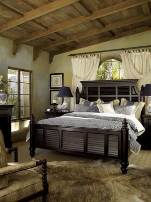 Thumbnail of Lexington - Malabar Panel Bed