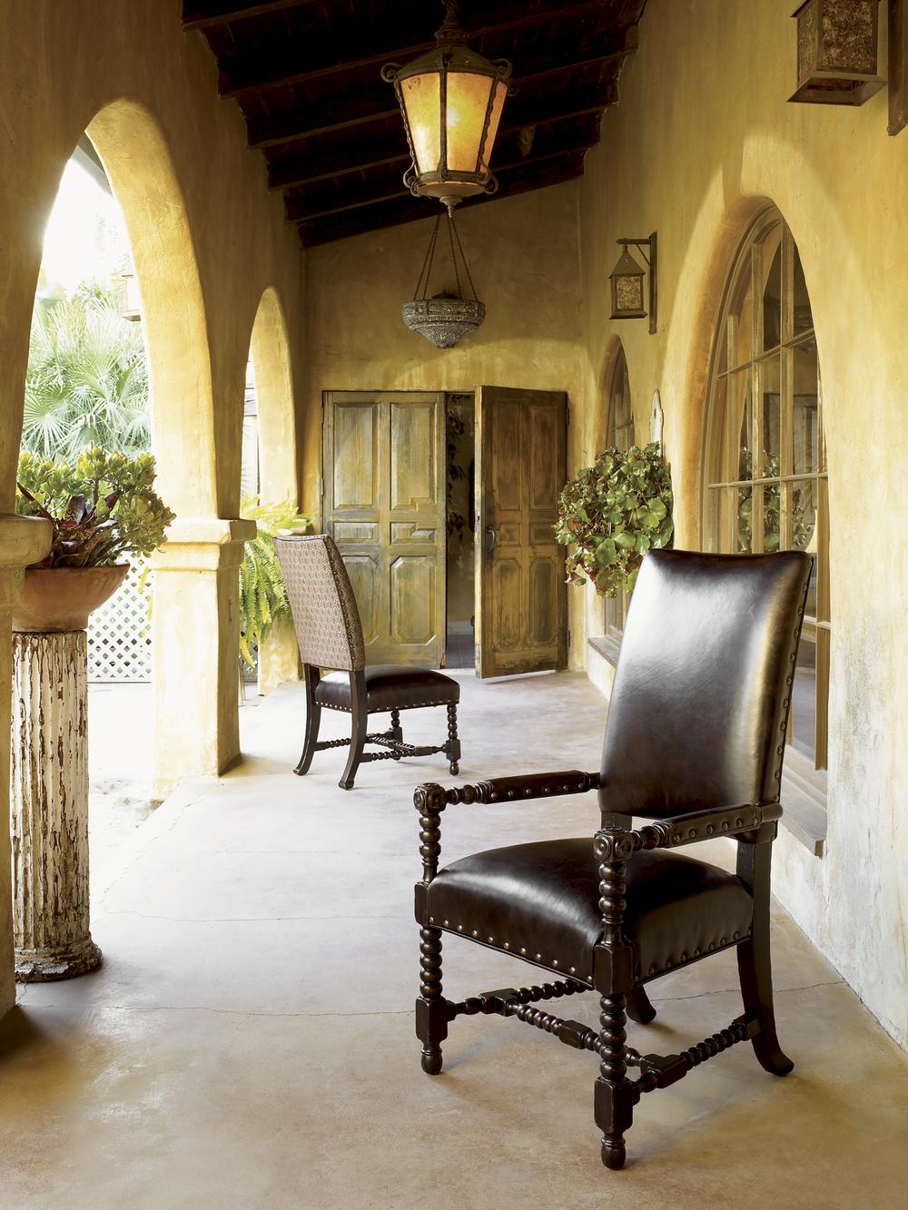 Lexington - Edwards Arm Chair