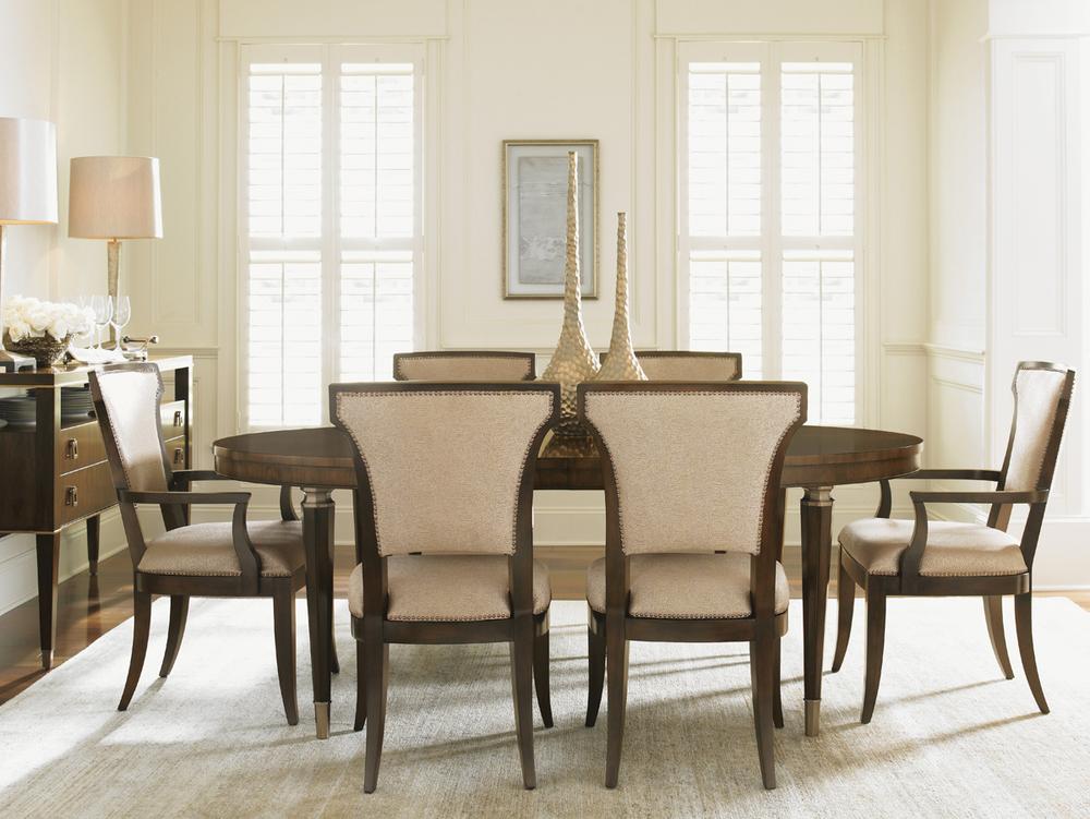 Lexington - Seneca Upholstered Arm Chair