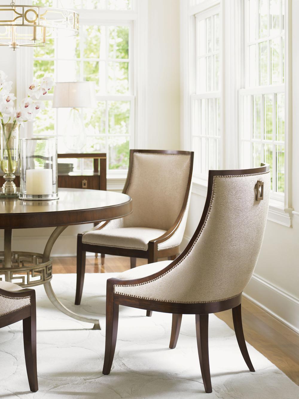 Lexington - Talbott Upholstered Host Chair