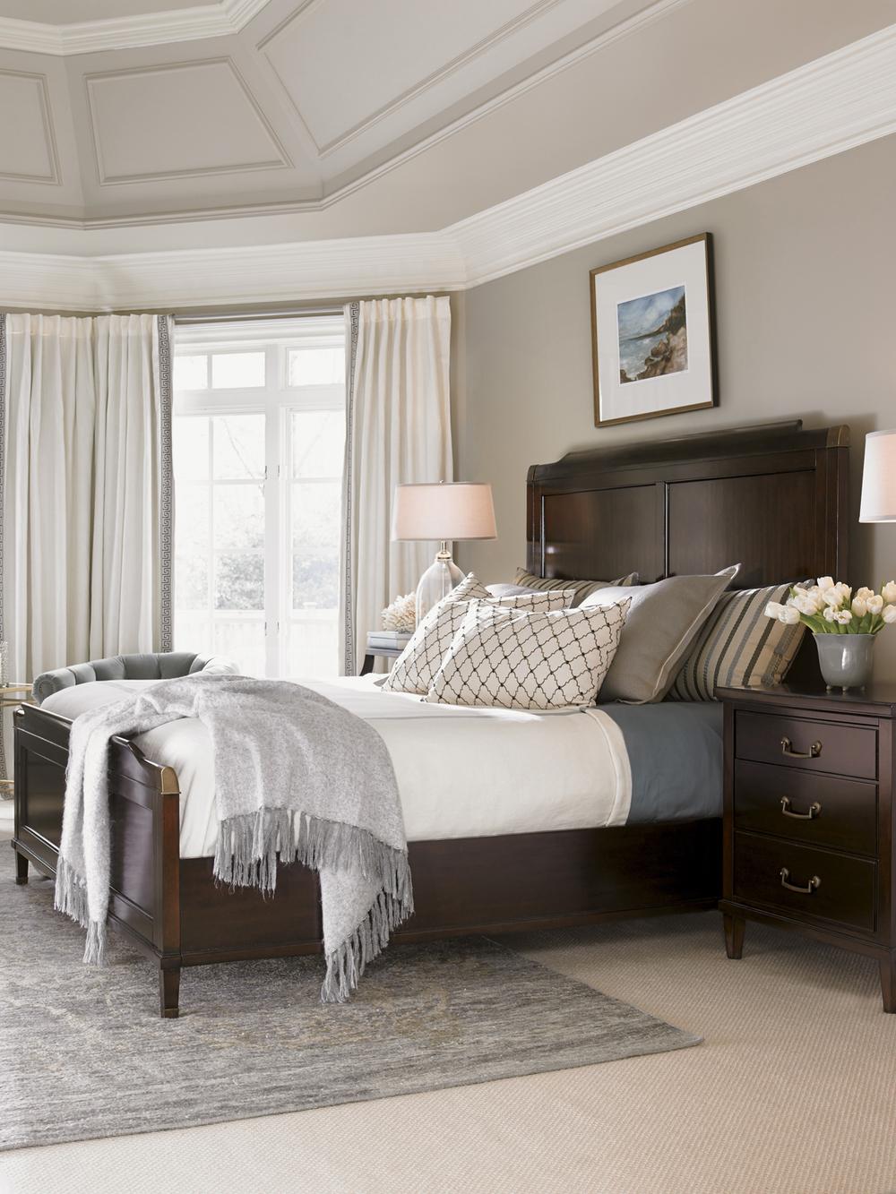 Lexington - Bennington Panel Bed