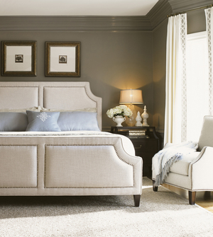 Thumbnail of Lexington - Chadwick Upholstered Bed