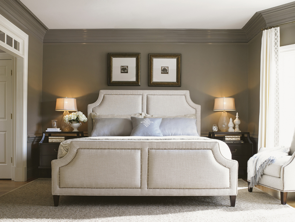 Lexington - Chadwick Upholstered Bed
