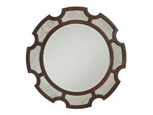 Thumbnail of Lexington - Del Mar Round Mirror
