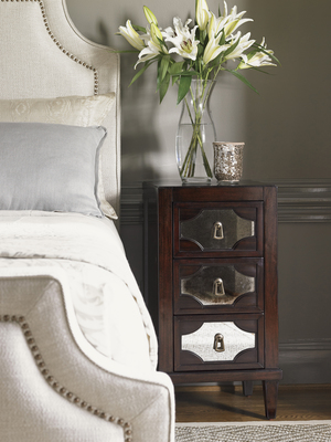 Thumbnail of Lexington - Lucerne Mirrored Nightstand