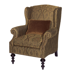 Thumbnail of Lexington - Wells Wing Chair