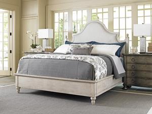 Thumbnail of Lexington - Arbor Hills Upholstered Bed