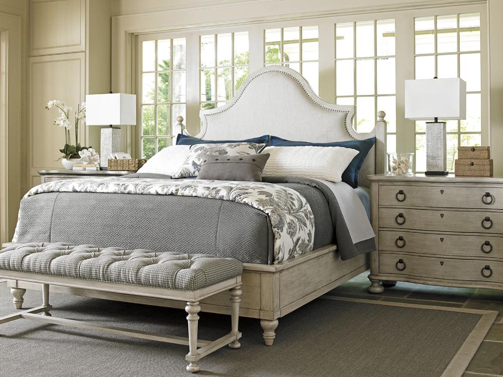 Lexington - Arbor Hills Upholstered Bed