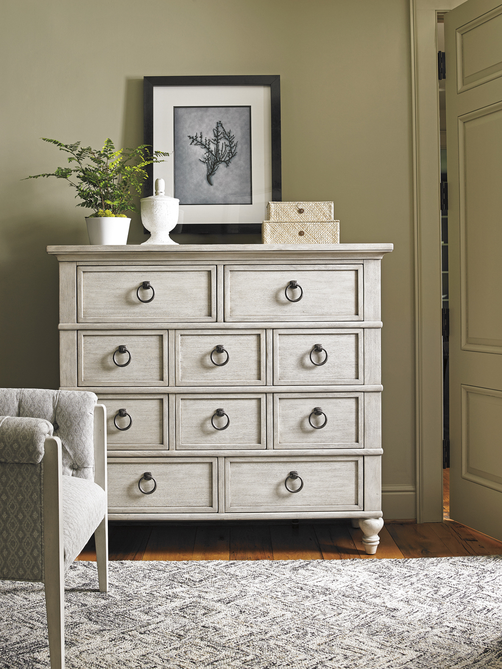 Lexington - Fall River Drawer Chest