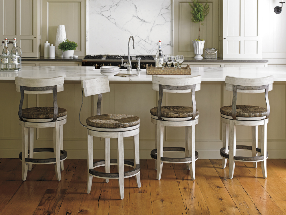 Lexington - Merrick Swivel Counter Stool