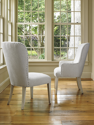 Thumbnail of LEXINGTON HOME BRANDS - Baxter Upholstered Arm Chair