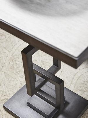 Thumbnail of Lexington - Deerwood Rectangular Side Table