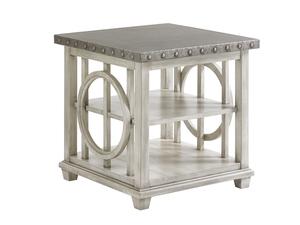 Thumbnail of Lexington - Lewiston Square Lamp Table