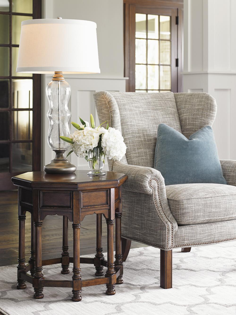 Lexington - Logan Wing Chair
