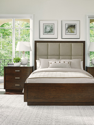 Thumbnail of Lexington - Casa Del Mar Upholstered Bed