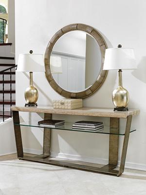 Thumbnail of Lexington - Beverly Round Mirror