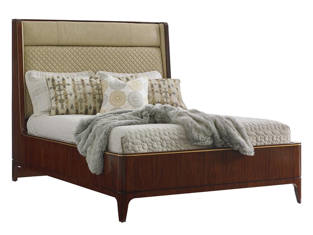 Lexington - Empire Upholstered Platform Bed