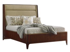 Thumbnail of Lexington - Empire Upholstered Platform Bed