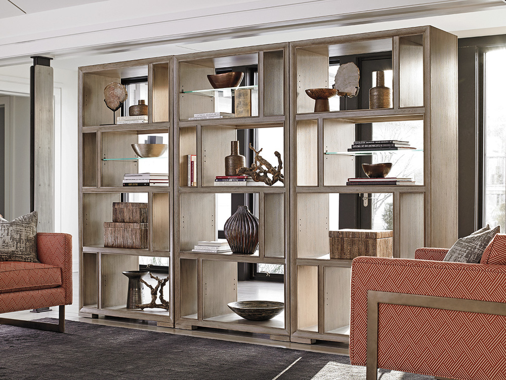 Lexington - Windsor Open Bookcase