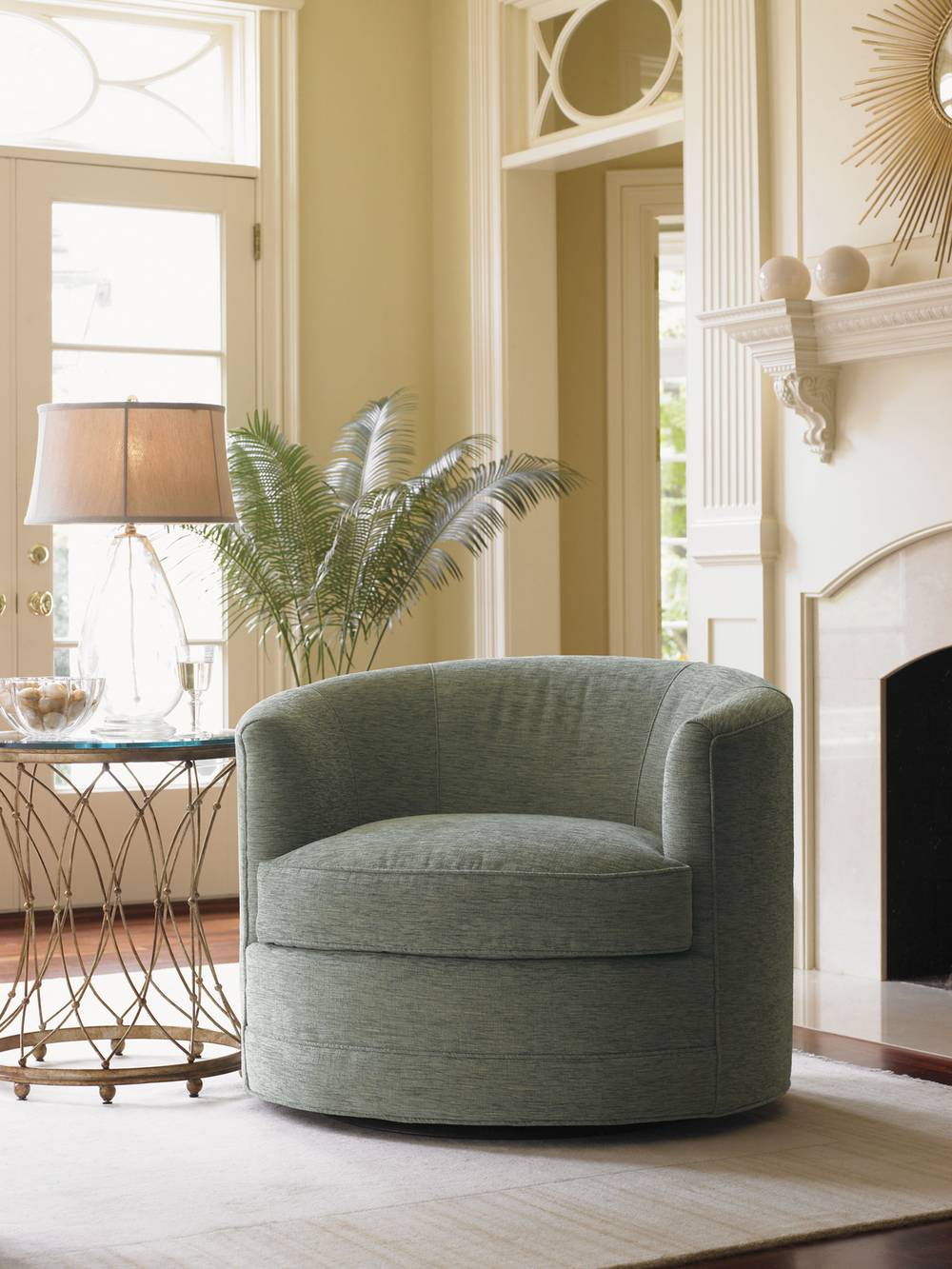 Lexington - Graniers Swivel Chair