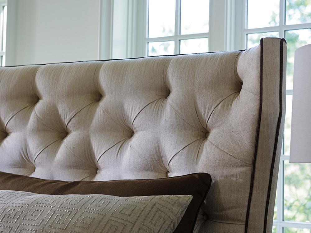 Lexington - Mulholland Upholstered Platform Bed
