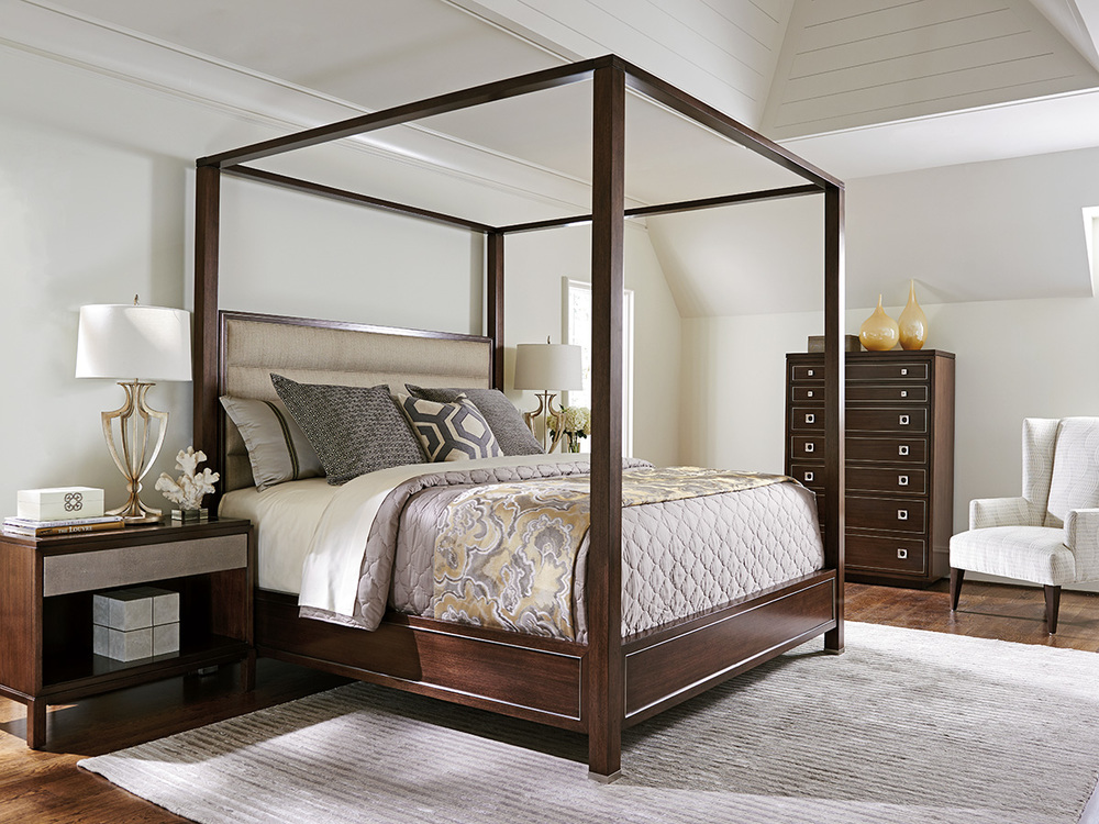 Lexington - Terranea Poster Bed