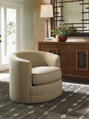 Thumbnail of Lexington - Kava Swivel Chair