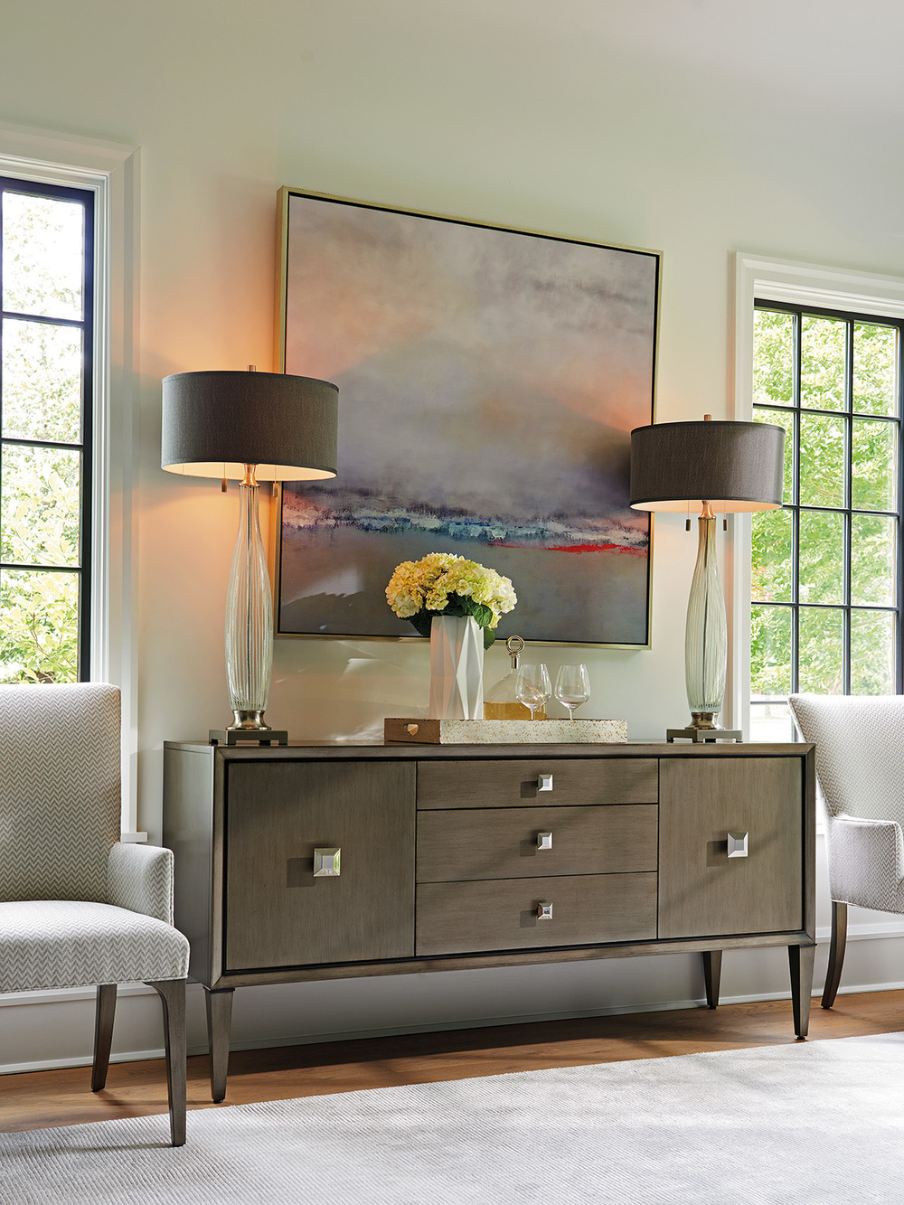 Lexington - Provence Sideboard
