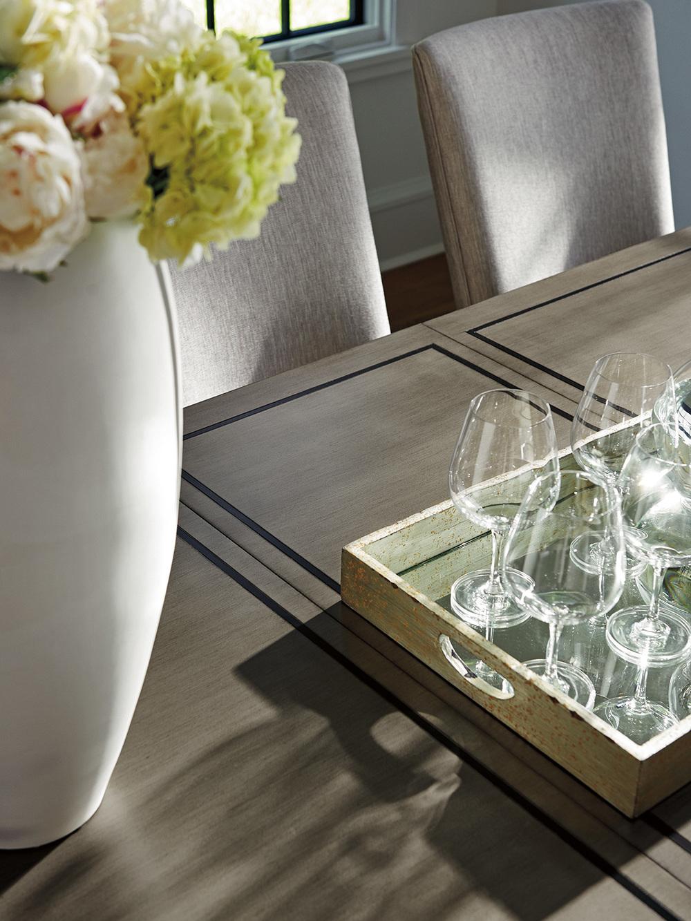 Lexington - Chateau Rectangular Dining Table