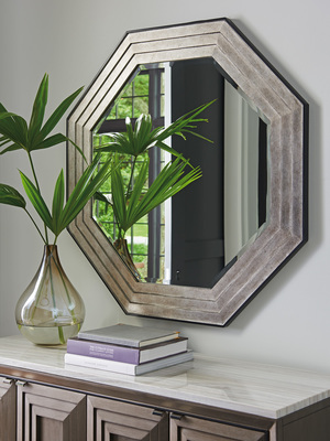 Thumbnail of Lexington - Latour Octagonal Mirror