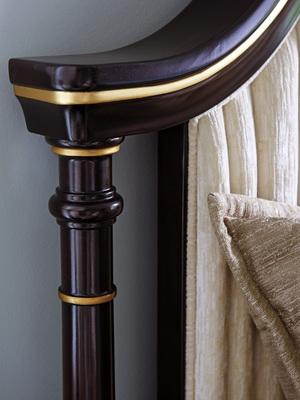 Thumbnail of Lexington - Regency Upholstered Bed
