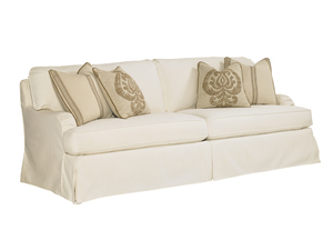 Thumbnail of Lexington - Stowe Slipcover Sofa - Cream