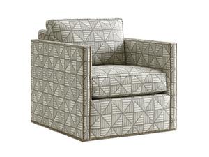 Thumbnail of Lexington - Hinsdale Swivel Club Chair