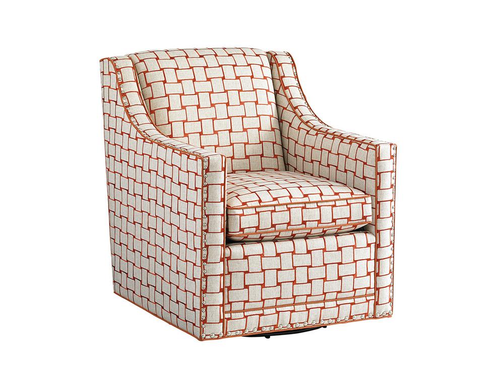 Lexington - Barrier Swivel Chair