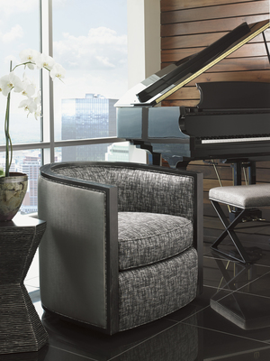 Thumbnail of Lexington - Palermo Swivel Chair