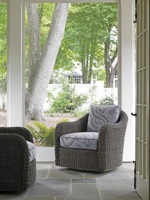 Thumbnail of Lexington - Seabury Swivel Chair