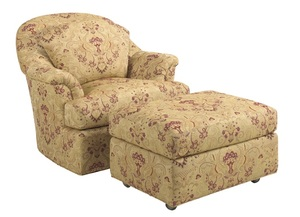 Thumbnail of Lexington - Angelica Swivel Chair