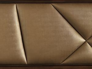 Thumbnail of Lexington - Spectrum Upholstered Panel Bed