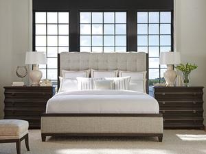 Thumbnail of Lexington - Bristol Tufted Upholstered Bed