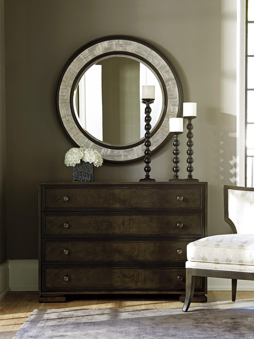 Lexington - Georgina Round Mirror
