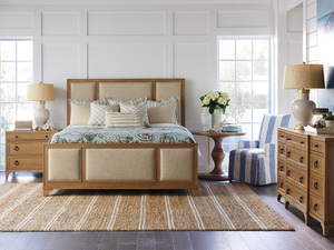 Thumbnail of Lexington - Crystal Cove Upholstered Panel Bed