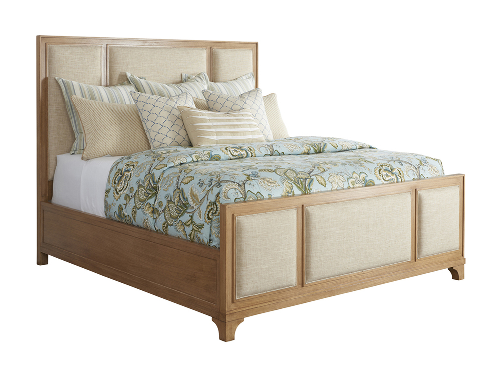 Lexington - Crystal Cove Upholstered Panel Bed
