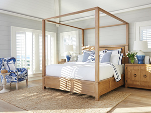 Thumbnail of Lexington - Shorecliff Canopy Bed